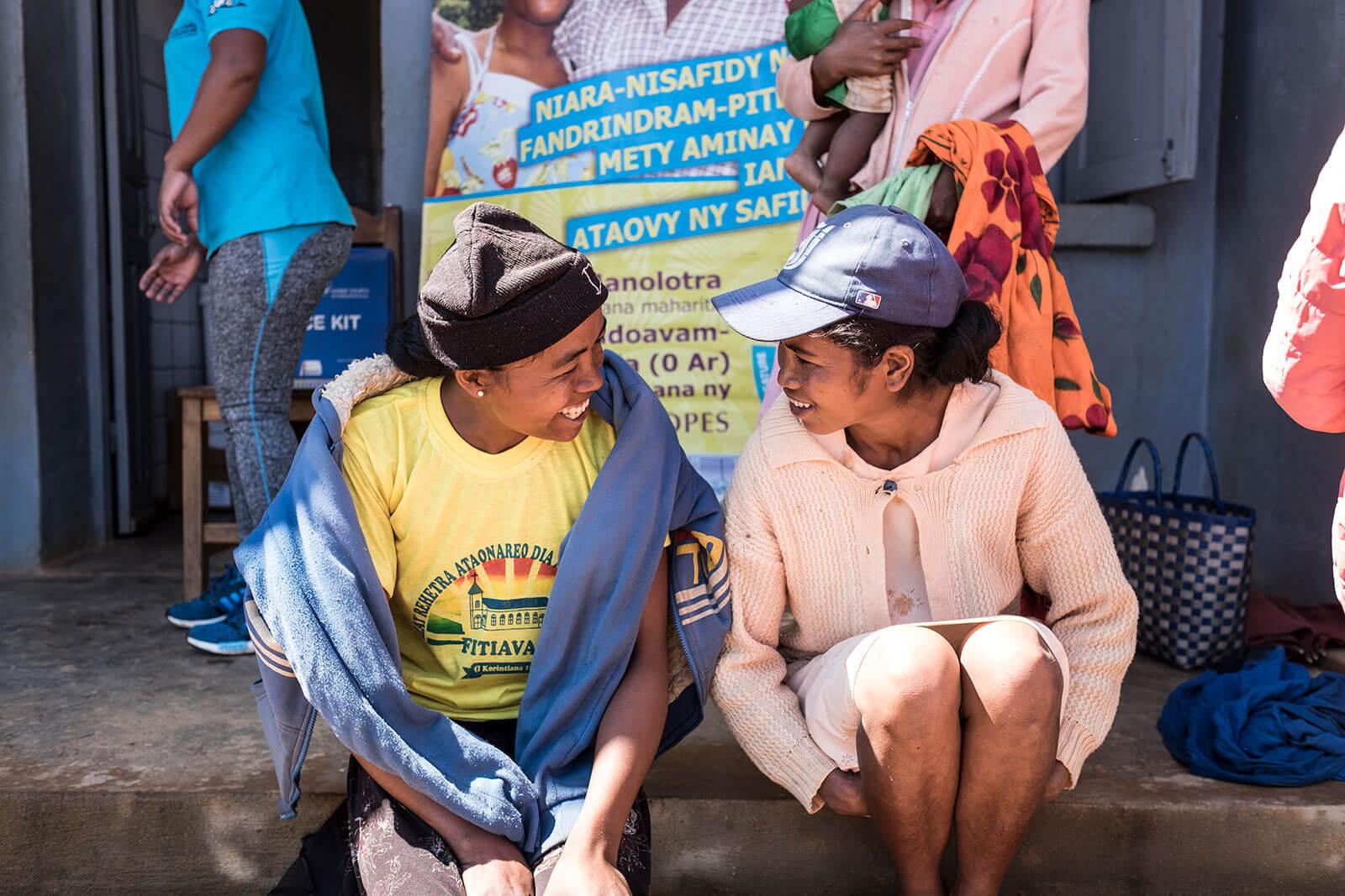 Advancing girls' education in Madagascar